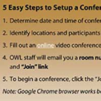 5 Easy Steps to Setup a Conference