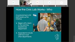 Watch Civic Engagement webinar on YouTube.