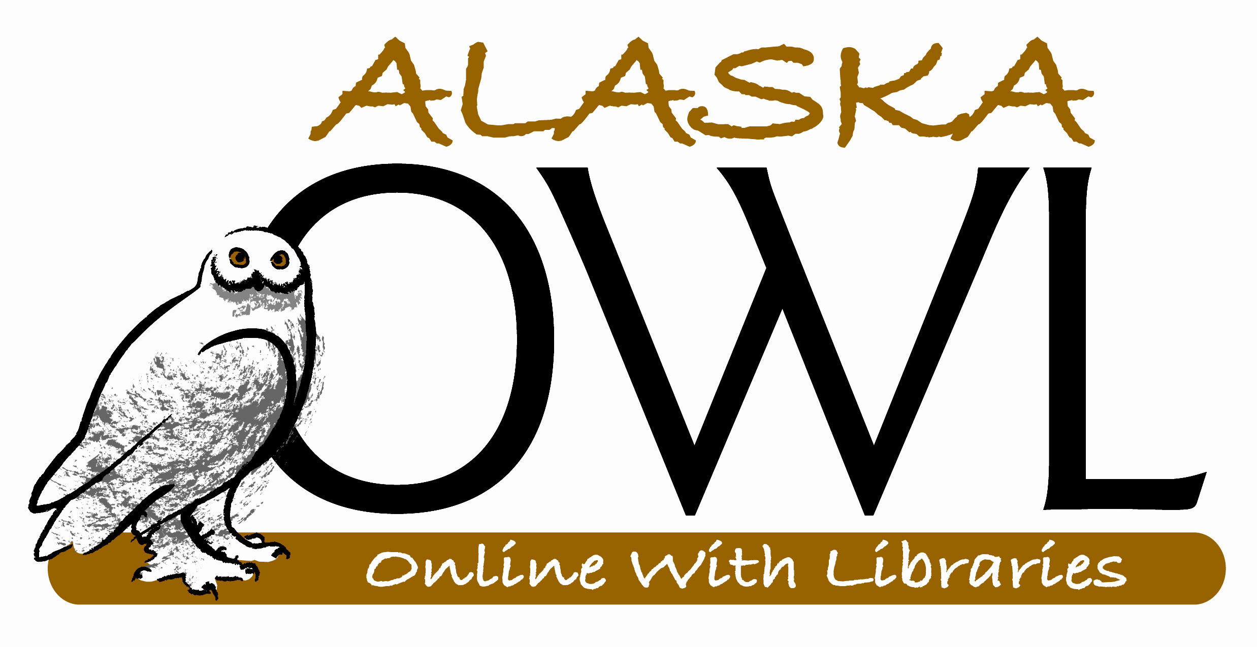 Online With Libraries (OWL) logo